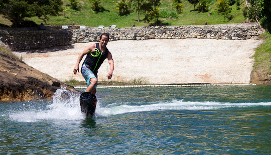 Hoverboarding Experience In Guatape, Colombia