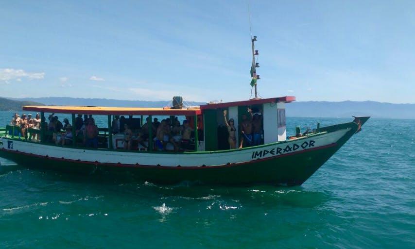 Fishing Charter in São Sebastião, Brazil for 10 hours!