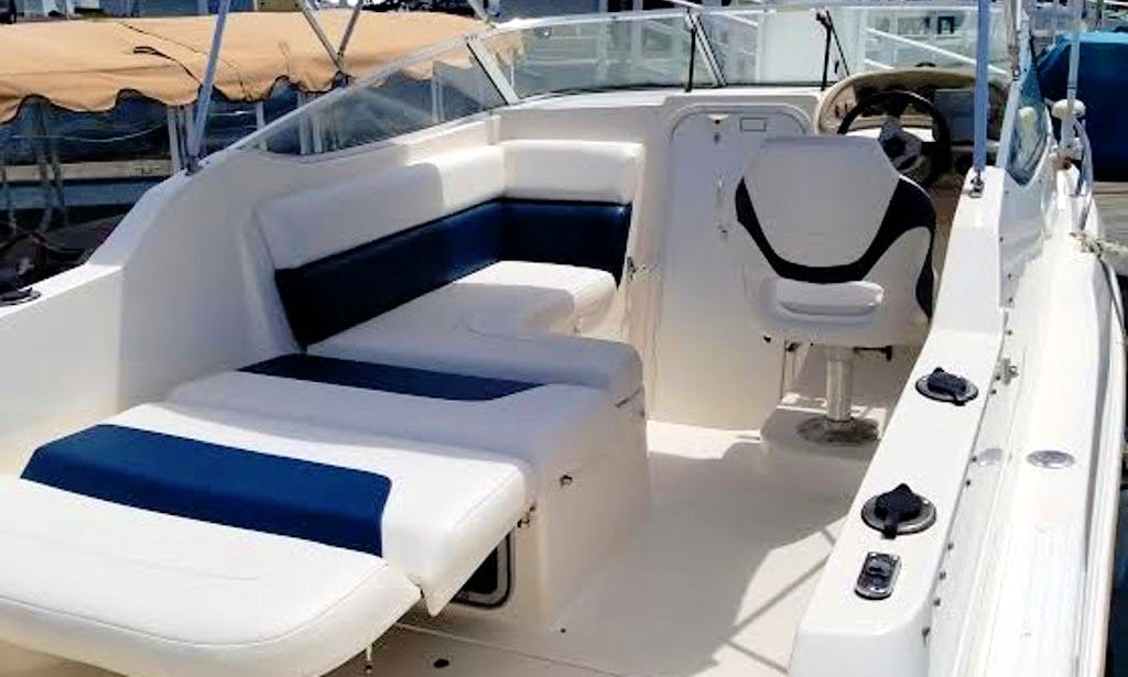 Electric Boat rental in Atlantic Beach