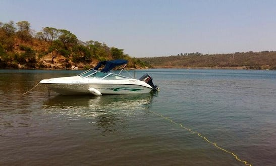 Hit The Water In Style! Book This Amazing Bowrider Boat!