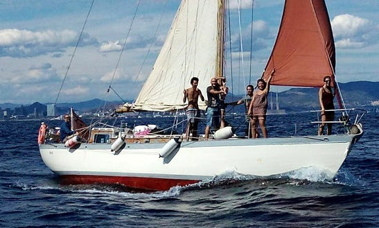 Go For A Sail In Barcelona, Spain! Charter This Amazing Gemini Sailboat!