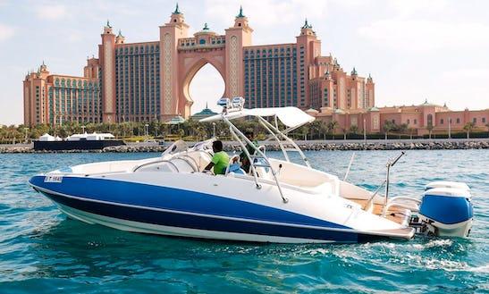 Sport Boat 31 Feet In Dubai