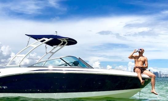 Powerboat Rental In Key Biscayne