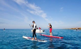 A Great Location for Stand Up Paddleboarding is on Cantabria Bay in Spain!