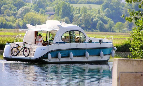 Family Vacation Of A Lifetime! Hire 'estivale Quattro' In Nevers Plagny