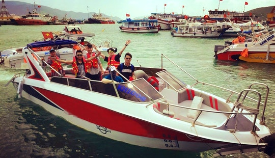 Speed-boat Rental In Vietnam