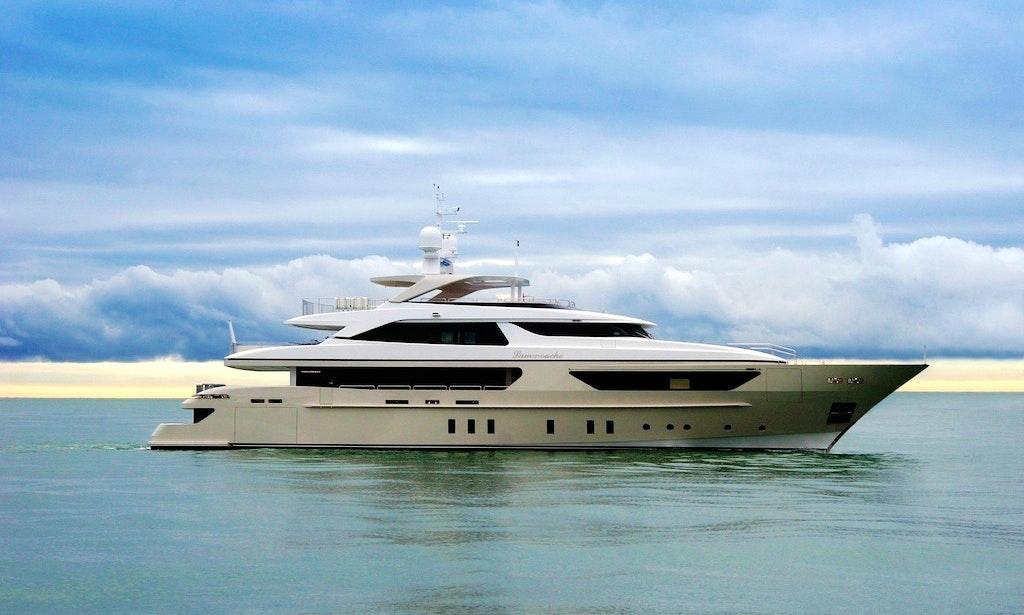 San Lorenzo Mega Yacht