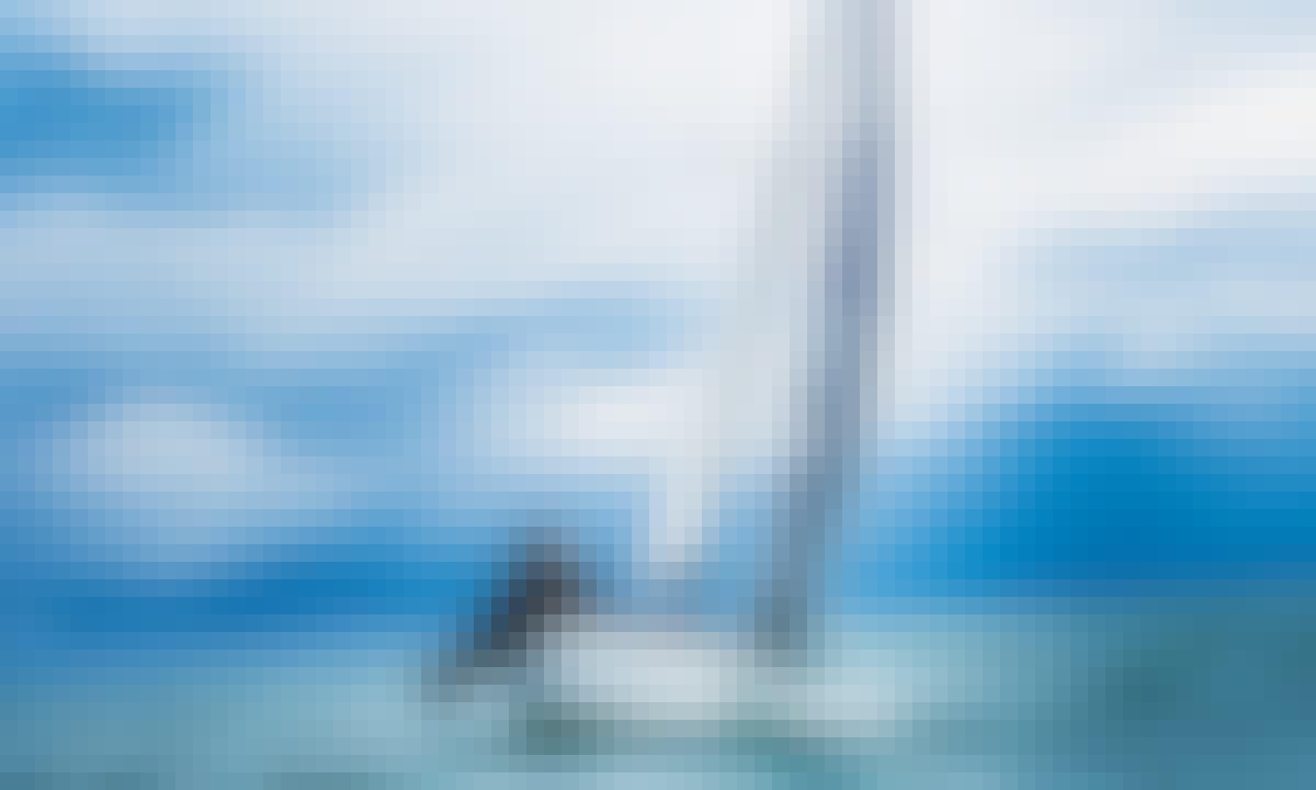 Rent a Sailboat J24 for 6 Persons in Ljubljana, Slovenia