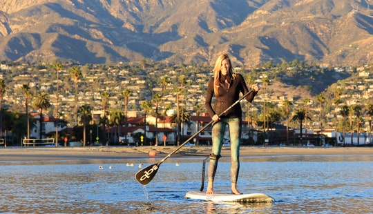 Stand-up Paddle Board Rental In Santa Barbara, California