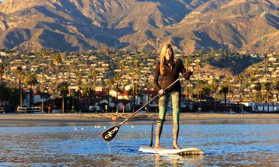 Stand-up Paddle Board Rental In Santa Barbara, California