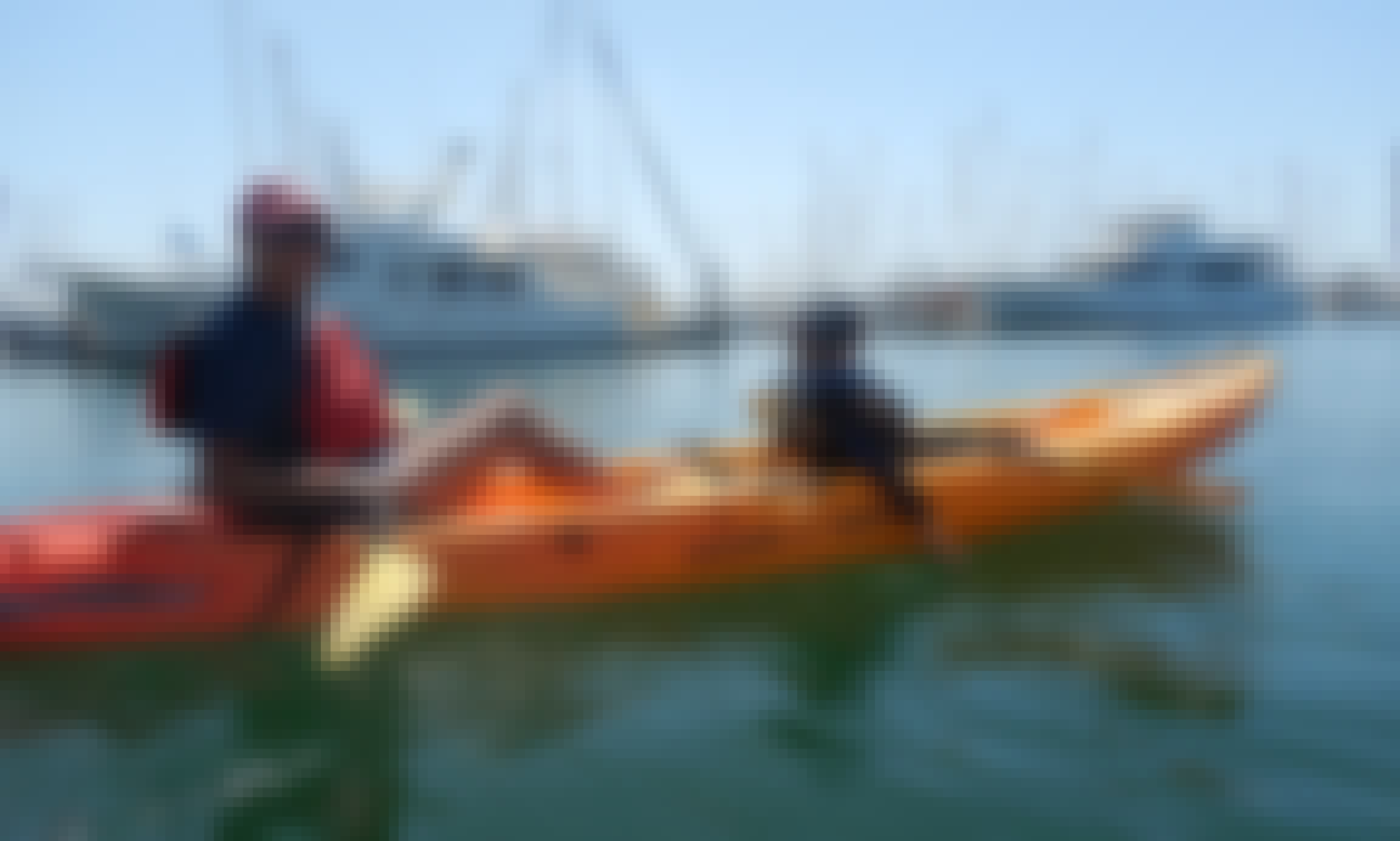 Guided Wildlife & History Kayaking Tours in Santa Barbara