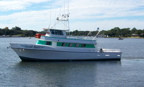 Fishing Charter On 65ft