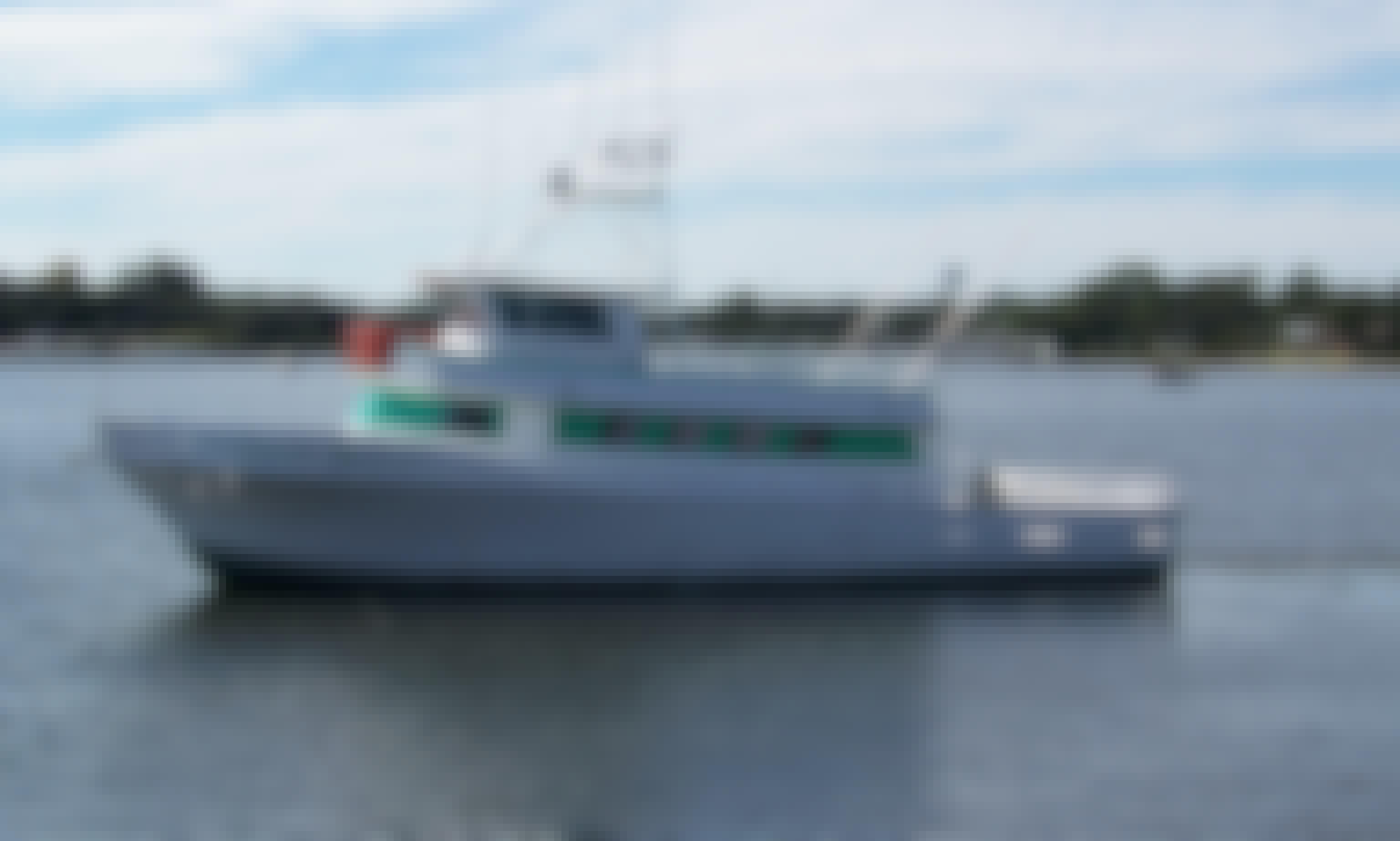 """Fishing Charter On 65ft """"Emerald Spirit"""" Multi-Passenger"""