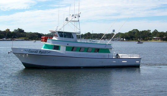 Fishing Charter On 65ft