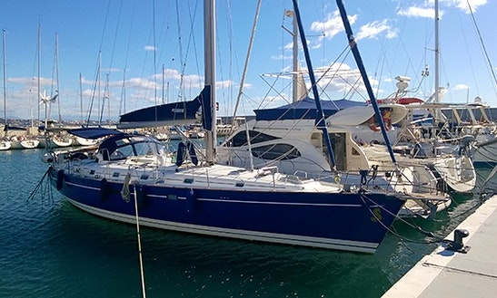 Sail And Admire The Coasts In Poland Aboard Beneteau 50 Sailboat With Captain Jan
