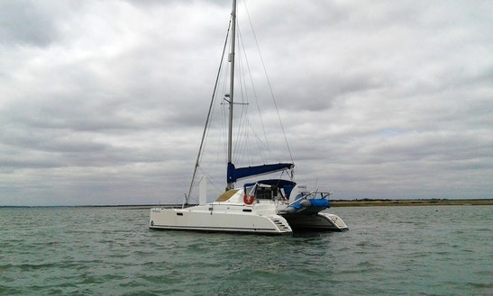 Cruising Catamaran Rental In England