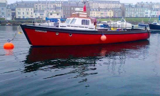 Head Boat Fishing Charter In Portrush, Uk
