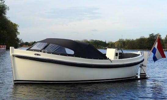 Sloop Klb 650 Boat Hire N Buitenkaag