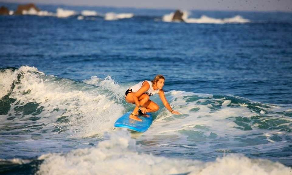 Learn Surfing in Tel Aviv-Yafo, Israel with the professionals!
