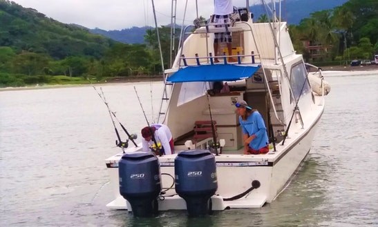 Local Fishing Boat: Barracuda 1 - Full Day Starting At $950