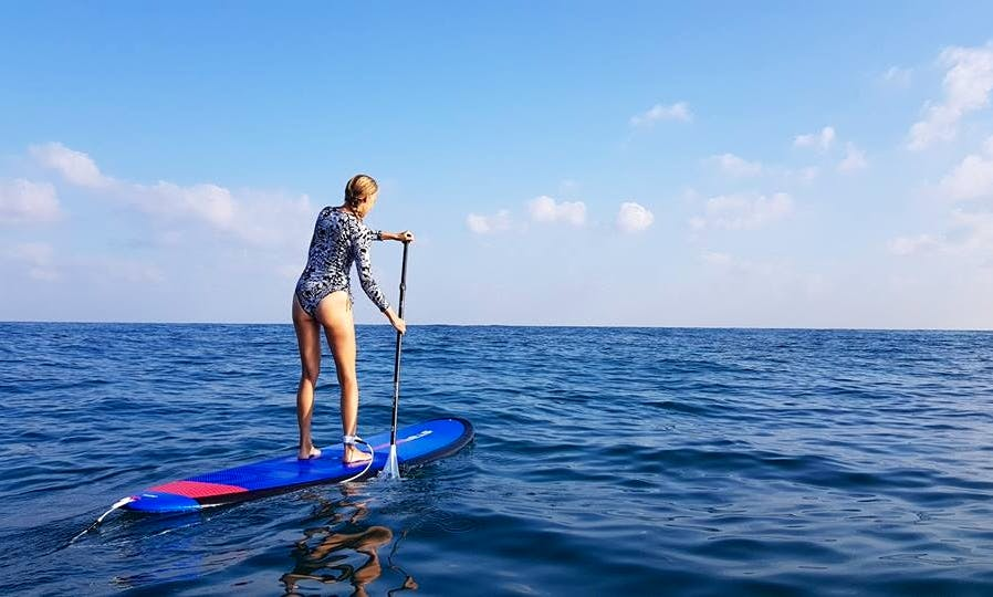 Reserve a SUP Lesson in Tel Aviv-Yafo, Israel