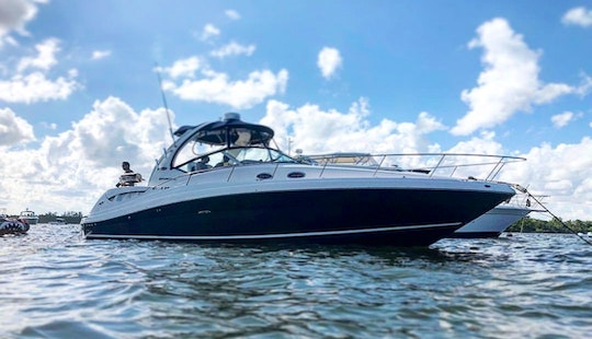 37ft Of Luxury And Fun In Miami