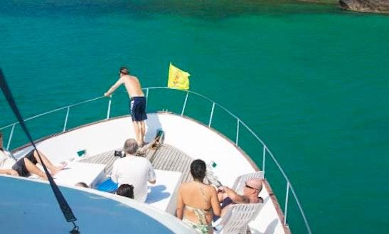 Motor Yacht Rental In Muang Pattaya