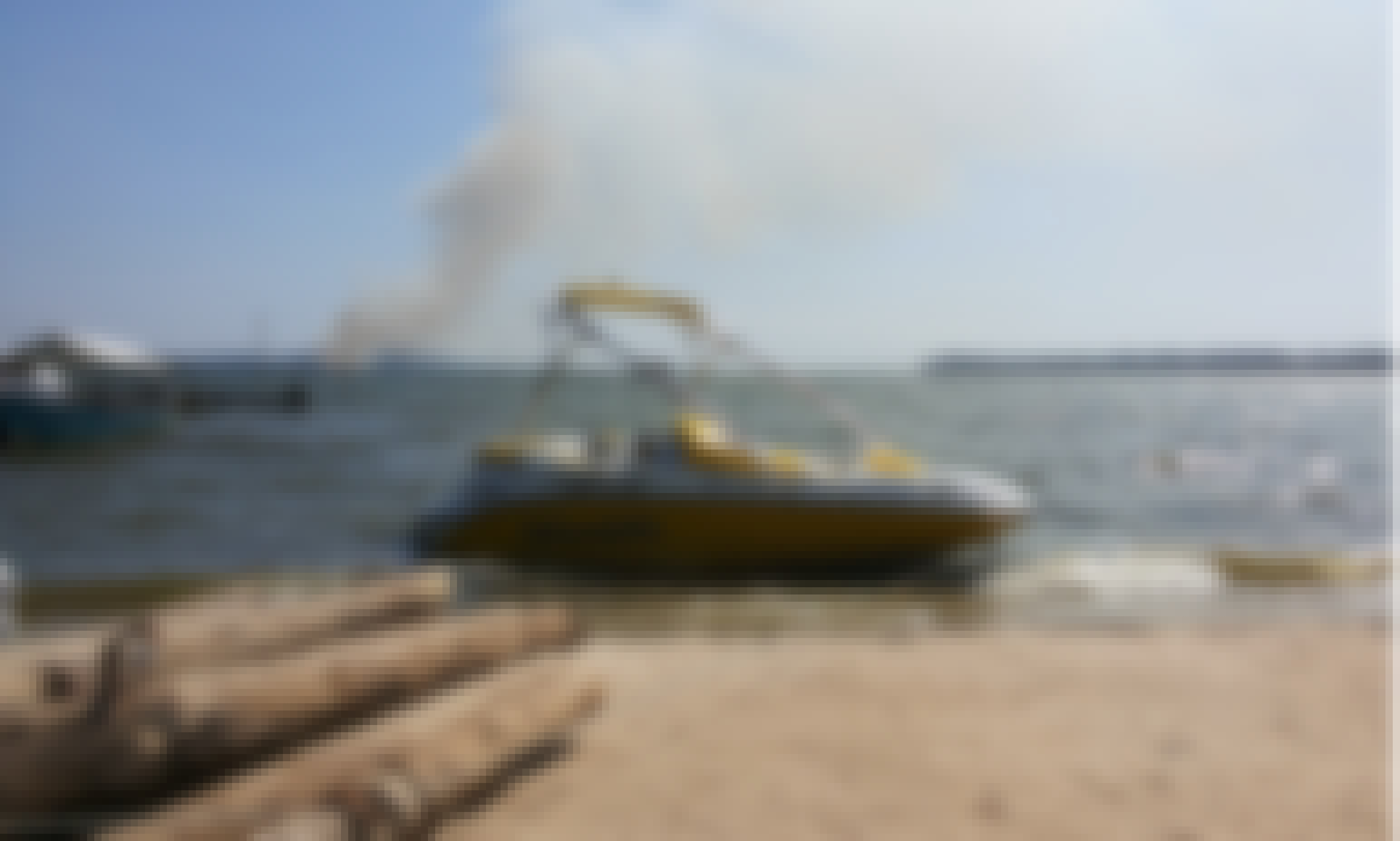 Power jet boat rental in Kampala