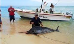 Great Fishing Trip in Rivière Noire, Mauritius