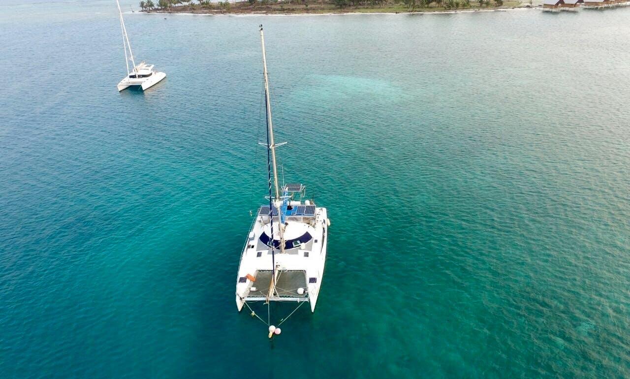Cruising Catamaran rental in San Blas (Panama)
