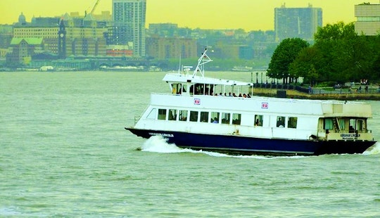 Ferry Cruises On New York Rivers - Exclusive Trips Also Available