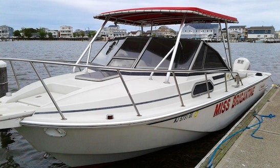 Fishing Or Sightseeing Excursion On 27ft