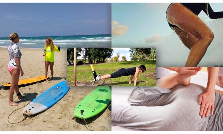 Surfing Lessons with Friendly and Experienced Instructors in Giv'at Olaga