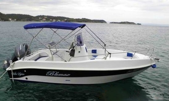 Rent Blumax 550 Center Console In Cres