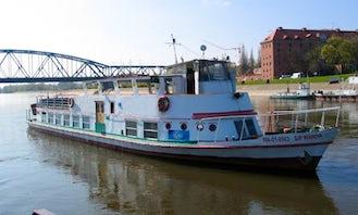 Wanda Viking Ship Tours in Poland