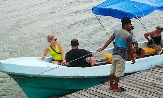 Cruising In Belize City, Belize