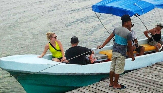 Cruising In Belize City, Belize
