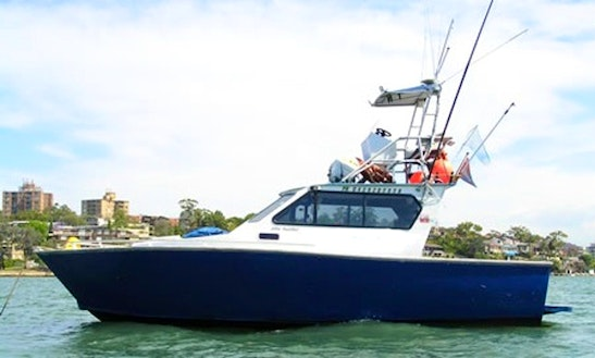 Fishing Charters And Cruises In Sydney, Australia