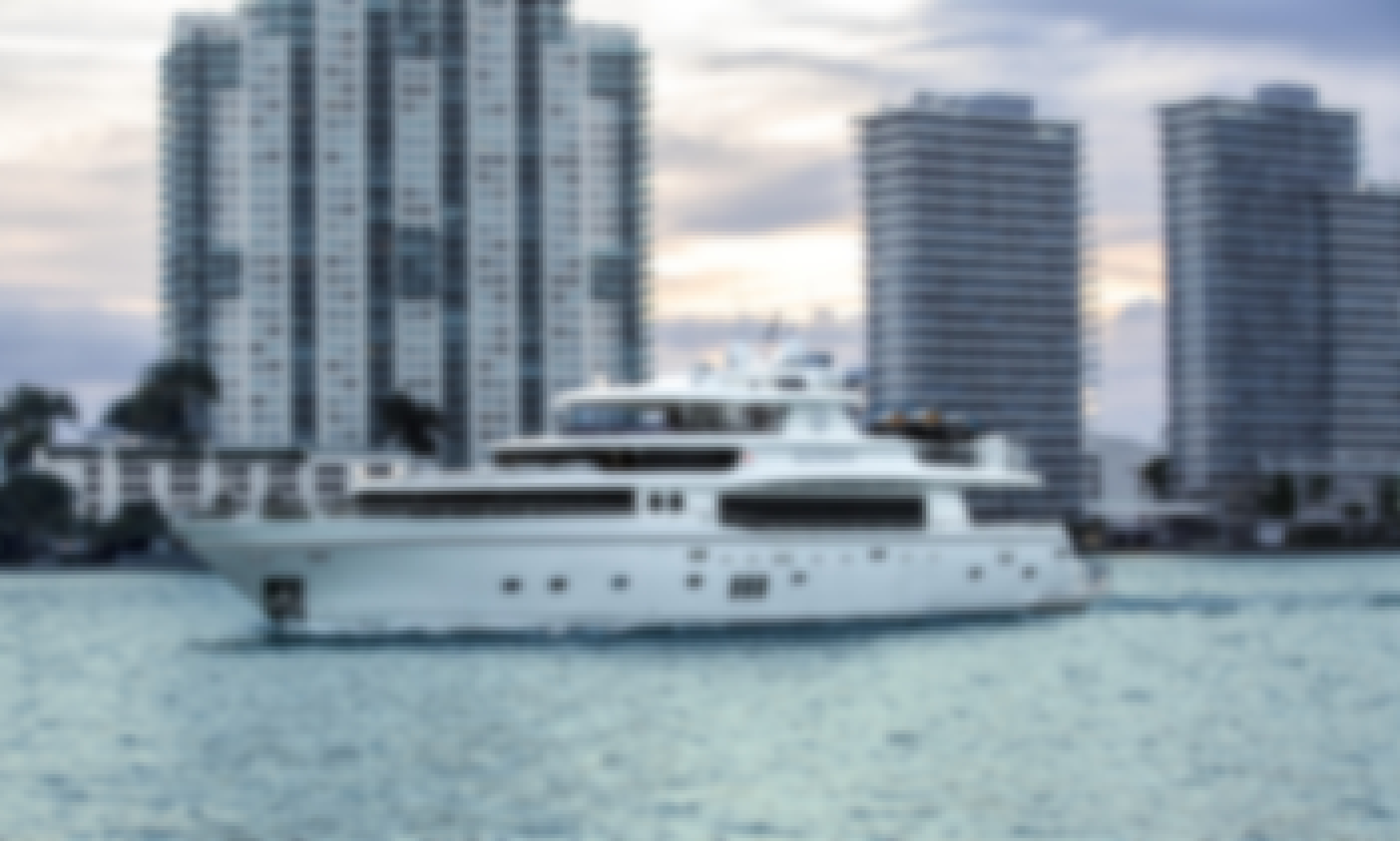 104' Johnson - Don't just rent a yacht. Rent a Luxury Yachting Experience!