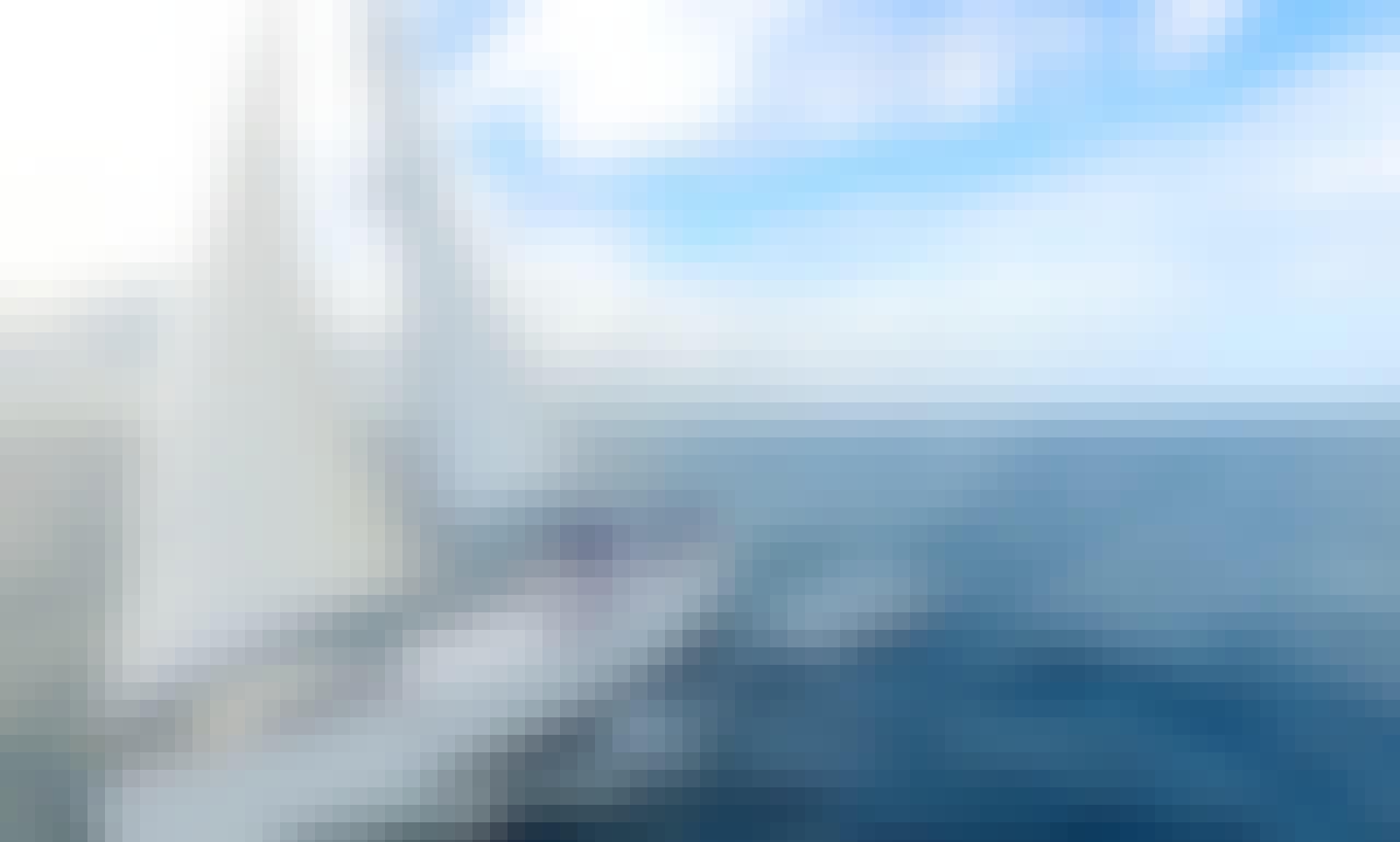 "Cruising Monohull rental Alimos Athens - ""Sueno"""