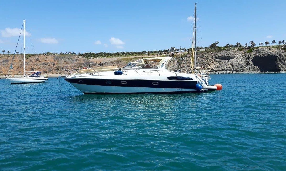 39' Nordic Ocean Craft Motor Yacht in San Bartolomé de Tirajana