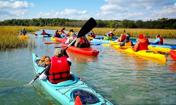 Double Kayak Rental in Onancock