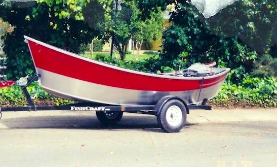 17ft Fishcraft Driftboat In Rancho Cordova, California
