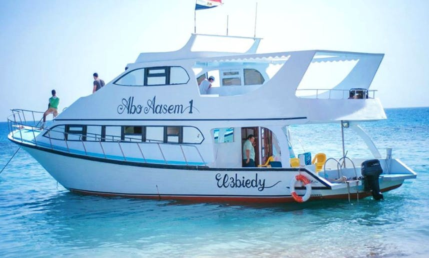 Join Us For An Amazing Boat Trip in El-Ein El-Sokhna, Egypt!
