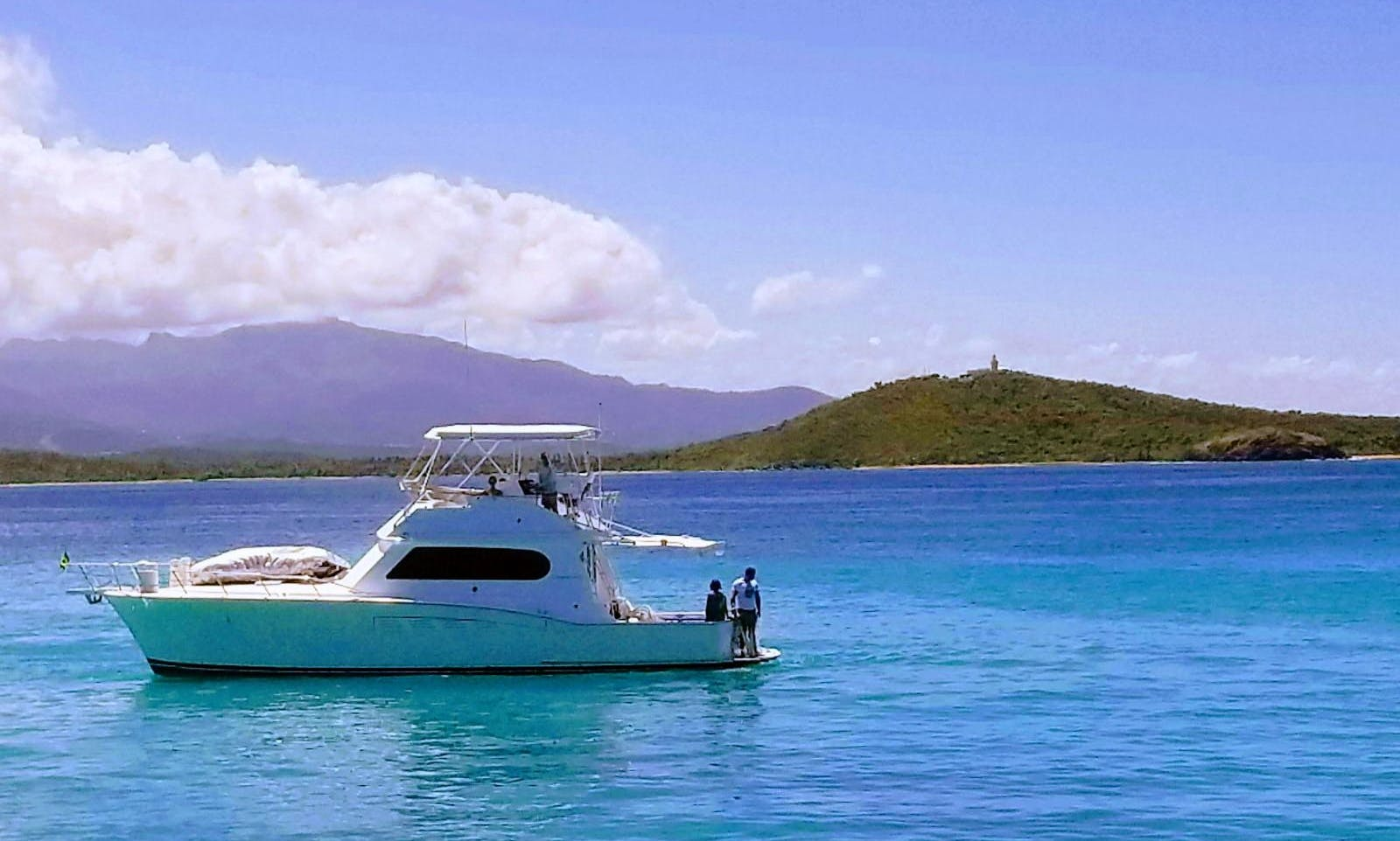 Luxury Yacht Rental Beautiful Beaches
