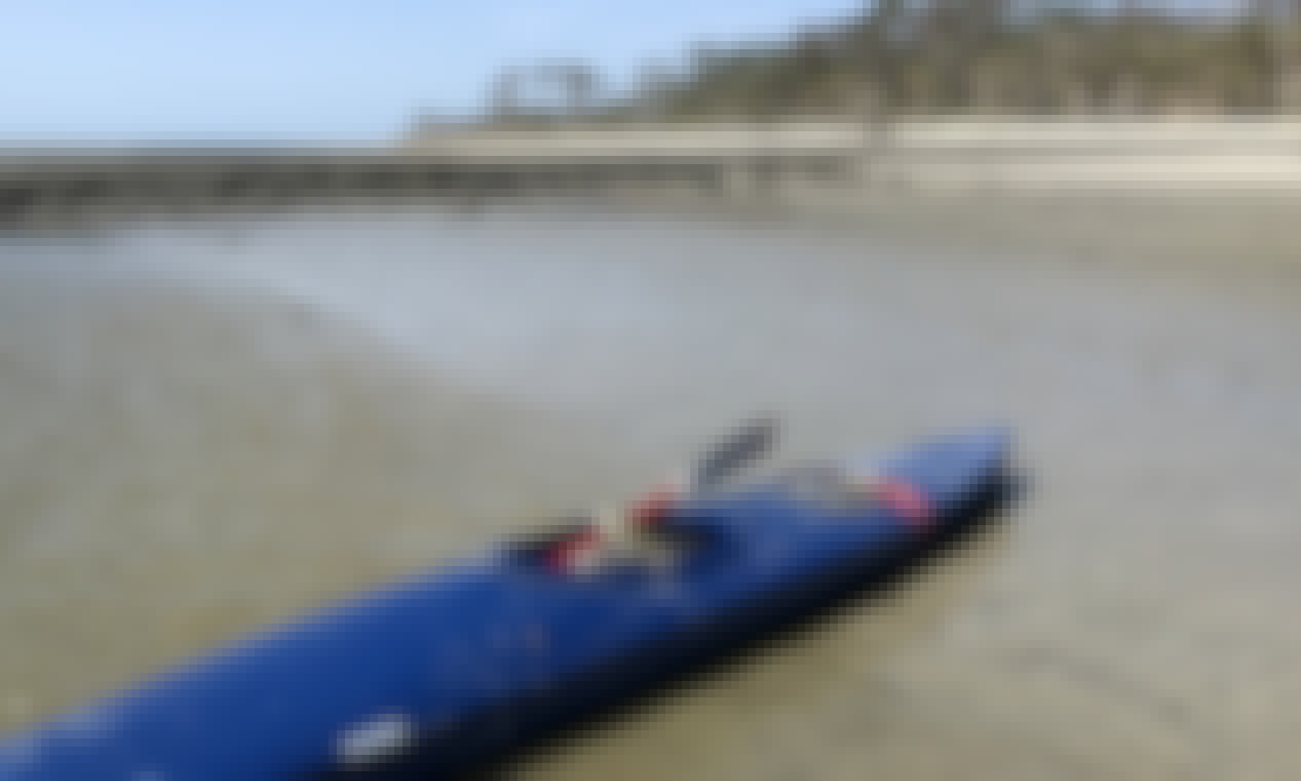 Custom Sea Kayak for Low Country Adventure!