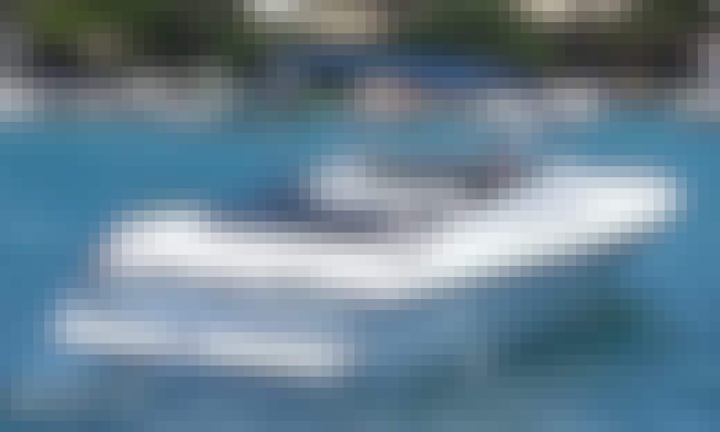 """Book a """"White Shark"""" Bowrider in Rio de Janeiro, Brazil!"""