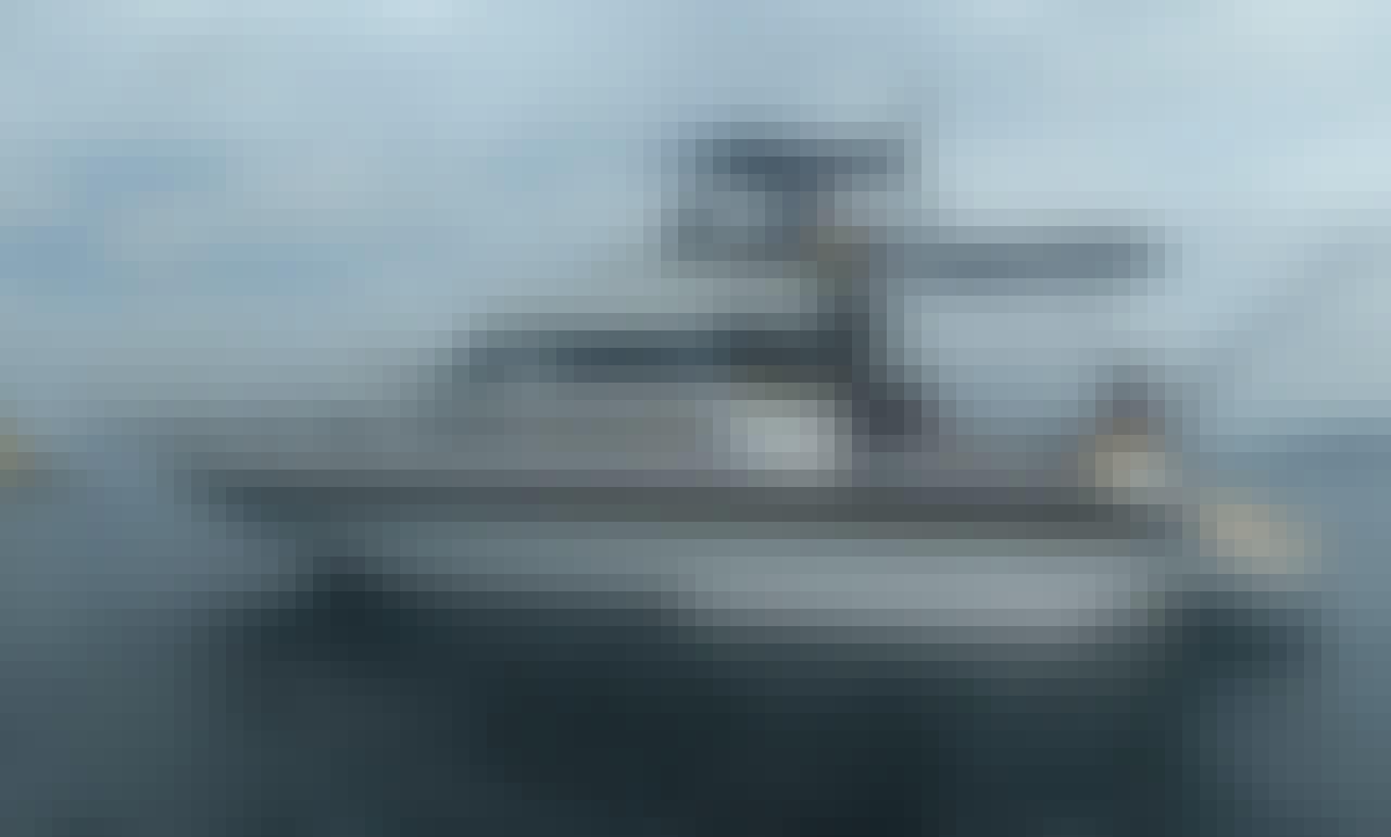 Charter a 32' Cobra Motor Yacht in Rio de Janeiro, Brazil