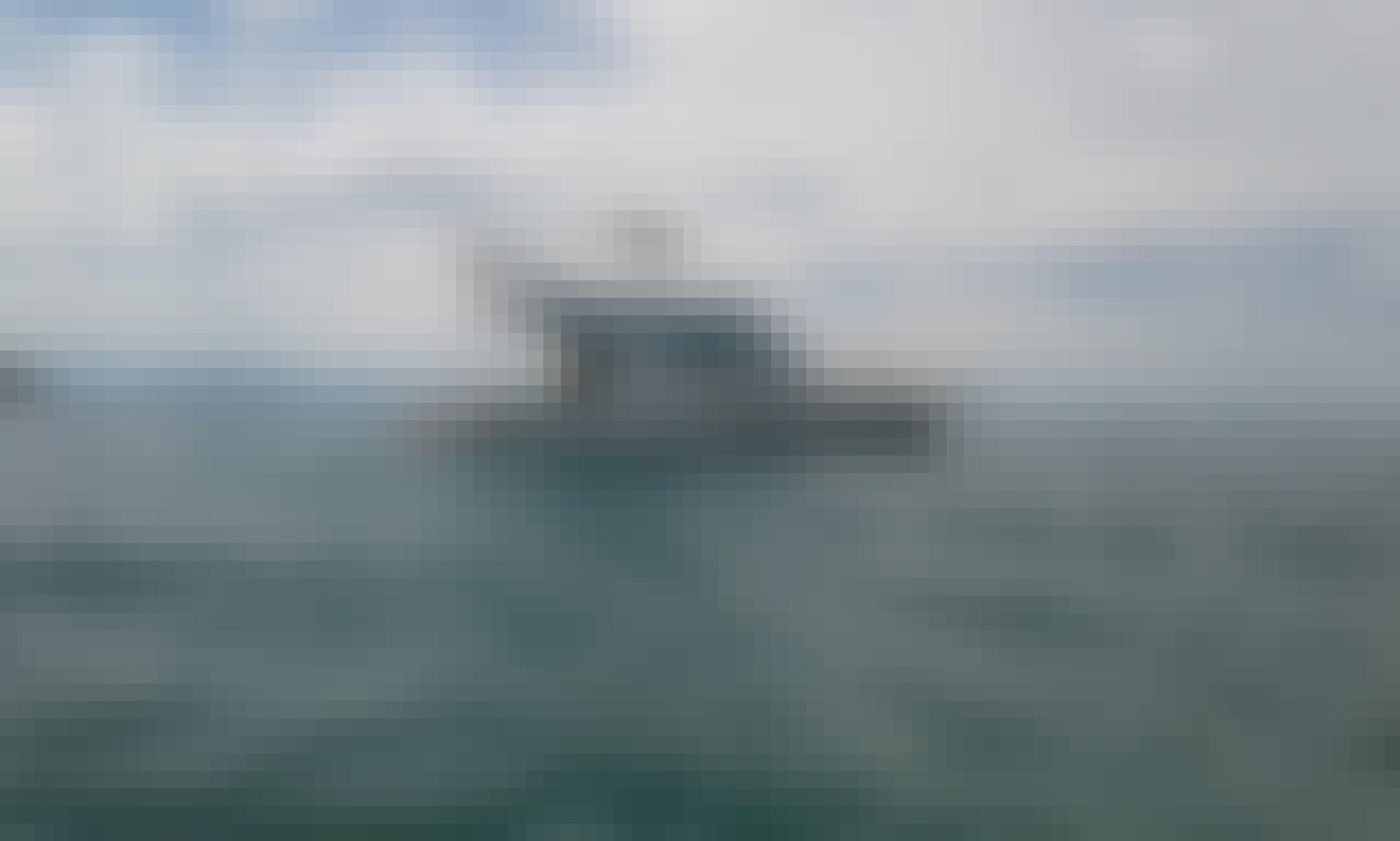 Charter a 53' Explorer Power Mega Yacht in Rio de Janeiro, Brazil