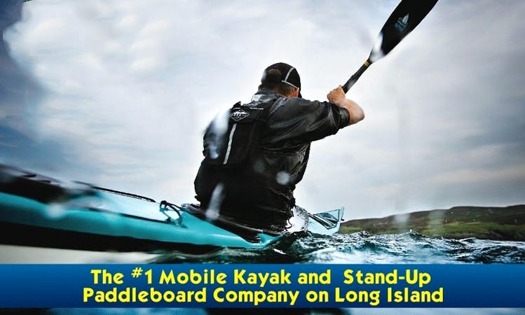 2 Hr. Guided Kayak Tour at Gold Star Beach, New York